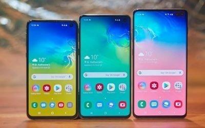 Samsung annonce officiellement les galaxy S10 et S10 plus