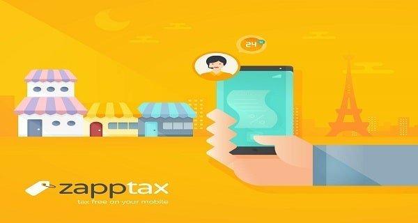 Zapp tax: l'appli qui facilite le remboursement de la TVA