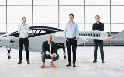 Lilium: le 1er service «taxi aérien» disponible d'ici 2025