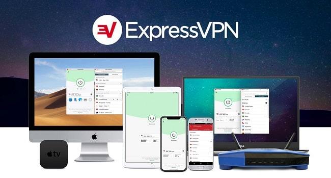 Les plateformes compatibles de ExpressVPN - Votreguide-min